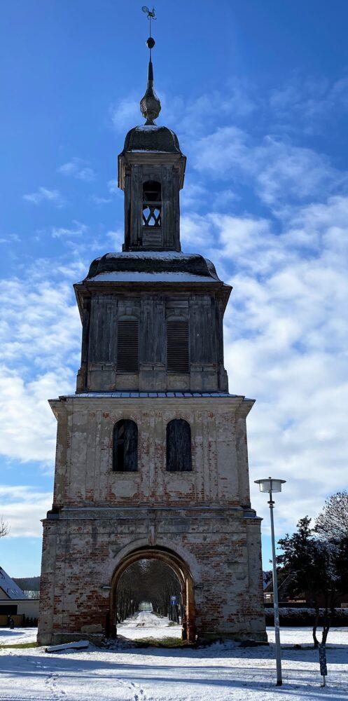 Schlossturm Remplin