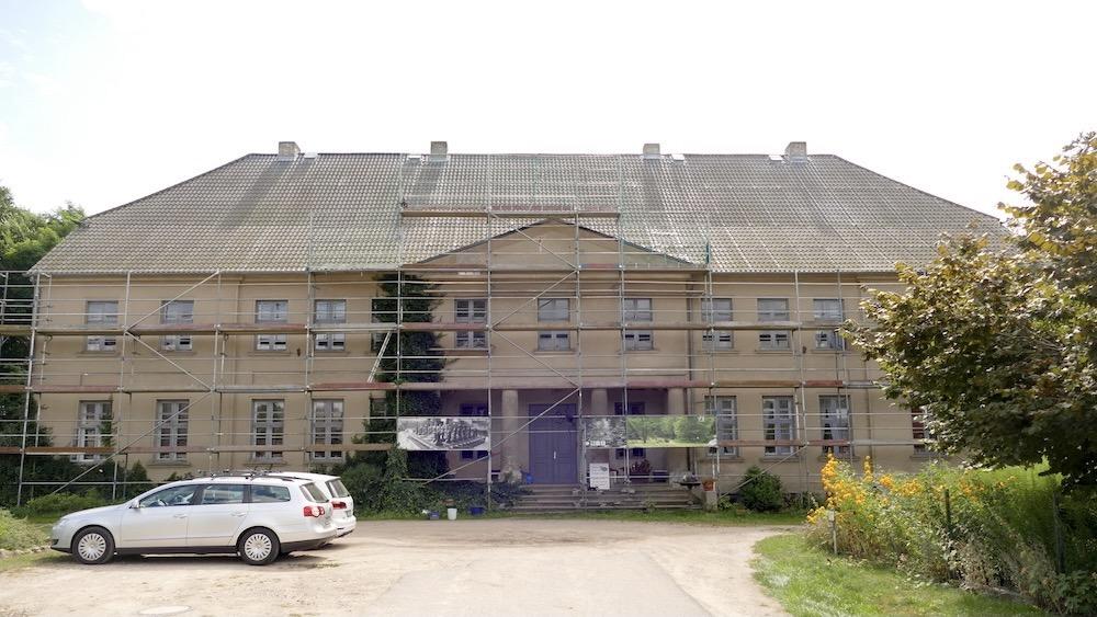 Gutshaus Bobbin in Wasdow