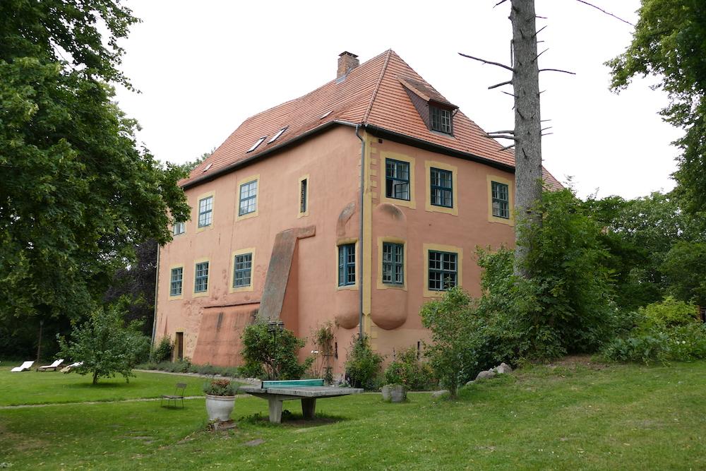 Wasserburg Turow