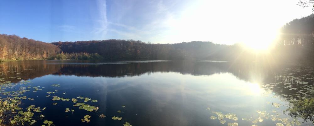 Schwarzer See in Sellin
